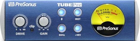 PreSonus TubePRE v2 [EDUCATIONAL PRICING] Single-Channel Tube Microphone Preamplifier/DI Box TUBE-PRE-V2-EDU