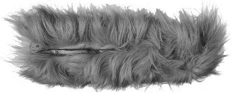 Sennheiser MZH 60-1 Long Hair Wind Muff for MZW 20-1 Blimp Windscreen on ME 66 Microphone Capsule MZH60-1