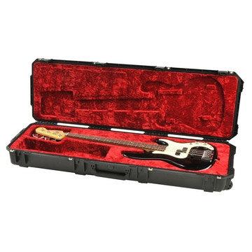 SKB Cases 3I-5014-44 Hardshell Molded ATA Electric Bass Flight Case with TSA Latches 3I-5014-44