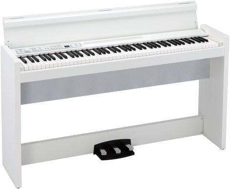 Korg LP-380-WH White 88-Key Digital Piano LP380WH