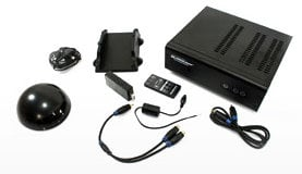 ButtKicker BKA300-4  300W 2-Ohm Power Amplifier BKA300-4