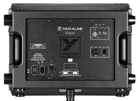 Yorkville PSA1 1200W Compact Active Array PSA1-YORKVILLE