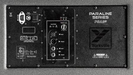 "Yorkville PSA2S Dual 15"" 4800 Watt Active Subwoofer PSA2S"