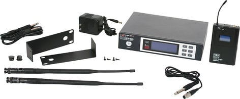Galaxy Audio CTSR/85GTR  Wireless Guitar System, L Frequency Range CTSR/85GTR