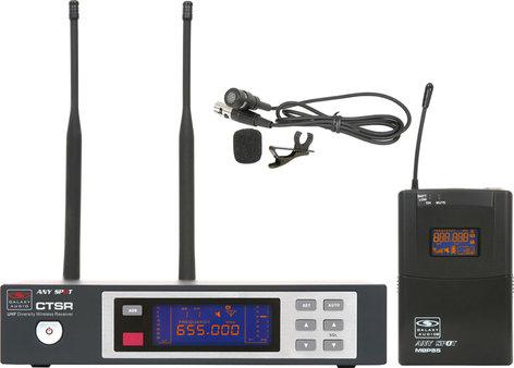 Galaxy Audio CTSR/85LV Wireless Lavalier System, L Frequency Range CTSR/85LV