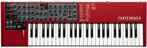 Nord USA Lead 4 4-Part Multi-Timbral Performance Synthesizer NORD-LEAD-4