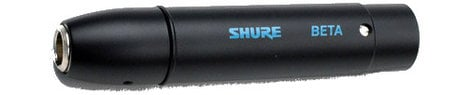 Shure RPM626 Inline Microphone Preamp for Beta 91/98 and Other Shure Mics RPM626