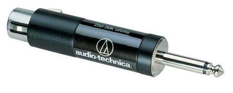 Audio-Technica CP8201 Lo-Z/Hi-Z Adapter CP8201