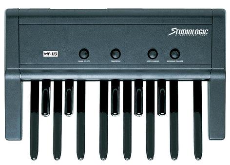 Studiologic MP-113 13 Note MIDI Bass Pedal Board MP-113