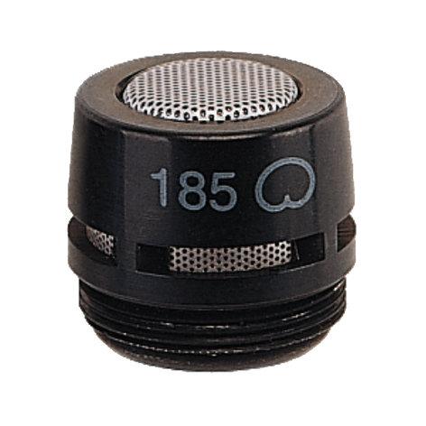Shure R185B Cardioid Cartridge, Black. R185B