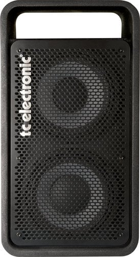 "TC Electronic RS210C 2x10"" 400W Bass Speaker Cabinet with Tweeter RS210C"