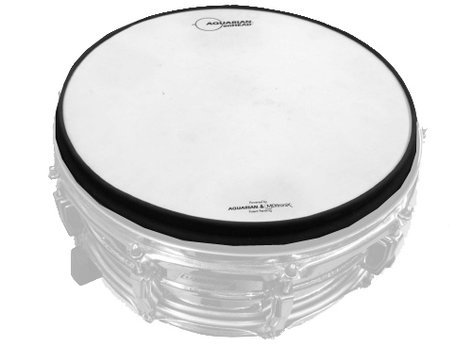 "Aquarian Drumheads OHP24 24"" onHEAD Bass Drum Trigger OHP24"