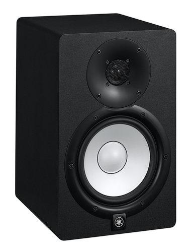 "Yamaha HS7 Powered 7"" Bi-amped Nearlfied Studio Monitor HS7-YAMAHA"