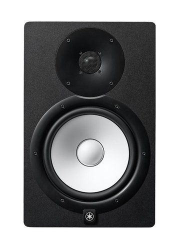 "Yamaha HS8 8"" Bi-amped Nearfield Studio Monitor in Black HS8-YAMAHA"