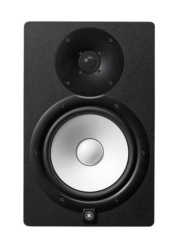 "Yamaha HS8 8"" Bi-amped Nearfield Studio Monitor in Black HS8-YAMAHA"