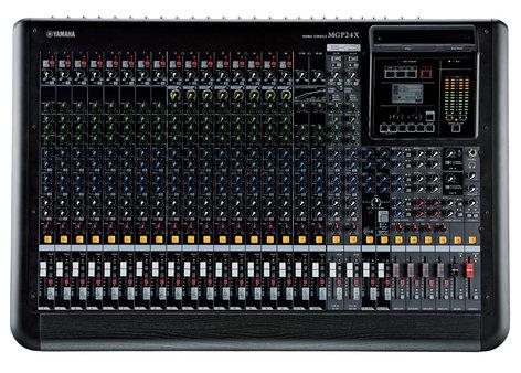 Yamaha MGP24X 24-Channel Mixer with USB Recording and FX MGP24X