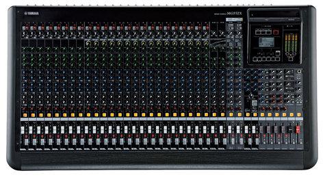 Yamaha MGP32X 32-Channel Mixer with USB Recording and FX MGP32X