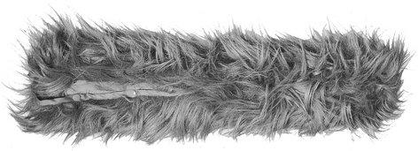 Sennheiser MZH 70-1 Long Hair Wind Muff for MZW 20-1 Blimp Windscreen on ME 67 Microphone MZH70-1