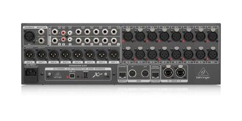 behringer x32 rack 40 input 25 bus rackmount digital mixing system full compass. Black Bedroom Furniture Sets. Home Design Ideas