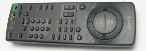 Sony 141848111 Sony VCR Remote Control 141848111