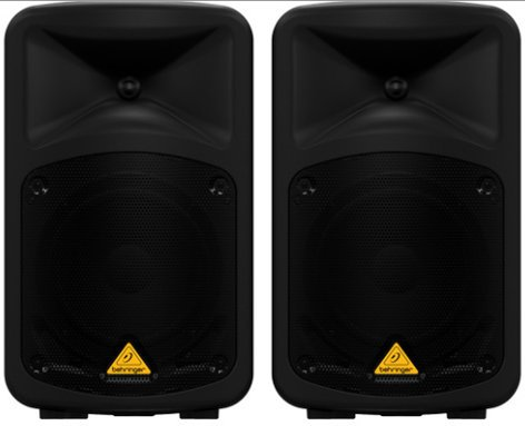 Behringer EPS500MP3 8-Ch 500W Wireless PA System EPS500MP3