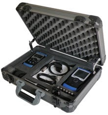 NTI 600-000-411  Exel Acoustics Set with XL2 Acoustic Analyzer, M2211 Microphone (Class 1), and More 600-000-411