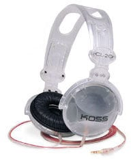 Koss CL-20  Clear Stereo Headphones CL-20