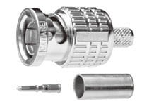 Canare BCP-A5  BNC Crimp Plug Connector BCP-A5