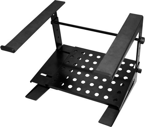Ultimate Support JS-LPT200  Double-tier, Multi-purpose Laptop/DJ Stand with Stand Alone Base JS-LPT200