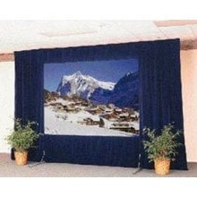 Da-Lite 39322P  FastFold Deluxe® Drapery Presentation Kit, for 8' x 14' Projection Screen, UltraVelour 39322P