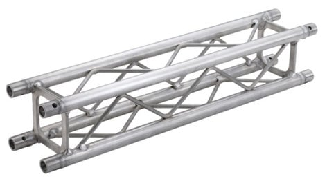 Global Truss SQ-F14-2.0 F14 Mini Square Truss, 2M (6.56 ft) SQ-F14-2.0