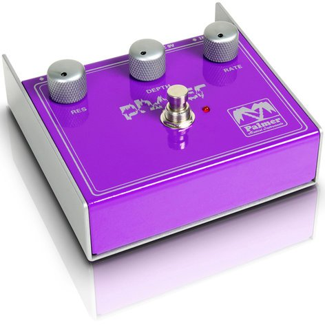 Palmer PEPHAS Phase Effect Guitar Pedal PEPHAS