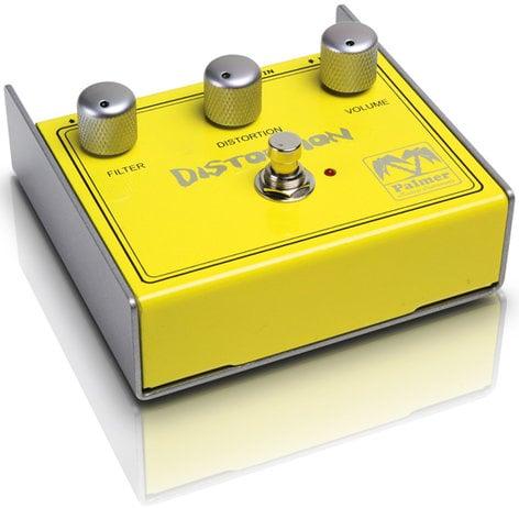 Palmer PEDIST Distortion Guitar Pedal PEDIST