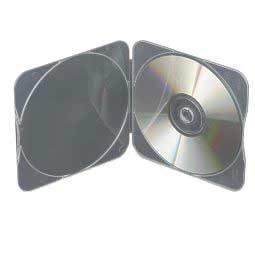 American Recordable Media DURASLIM-CB/11 CD/DVD Case, DuraSlim DURASLIM-CB/11