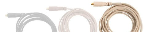 Galaxy Audio CBLEV  Replacement Cable for HSD-OBG-EV, Beige shown CBLEV