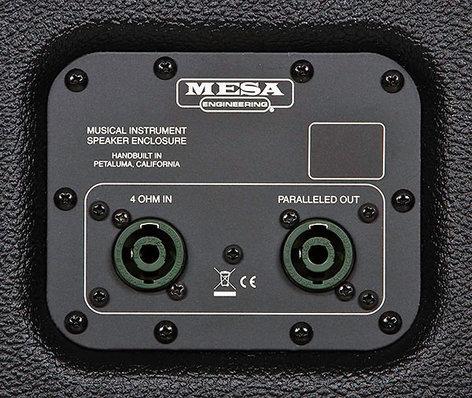 "Mesa Boogie Ltd Traditional 8x10 PowerHouse 1200W 8x10"" Bass Speaker Cabinet POWERHOUSE-TRAD-8X10"