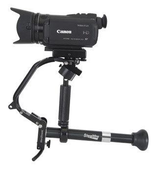 Varizoom Stealthy Handheld Camera Stabilizer/Tabletop Tripod/Monopod STEALTHY
