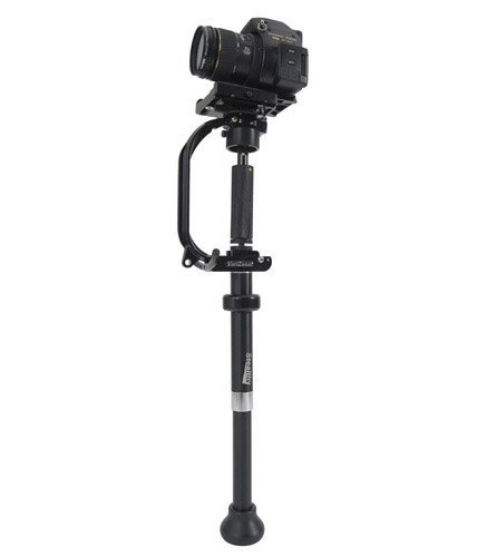 Varizoom Stealthy Handheld Camera Stabilizer/Tabletop Tripod/Monopod STEALTHY