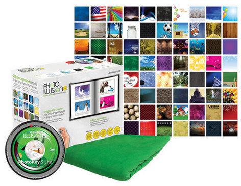 Westcott 417N Green Screen Photo Software Bundle 417N