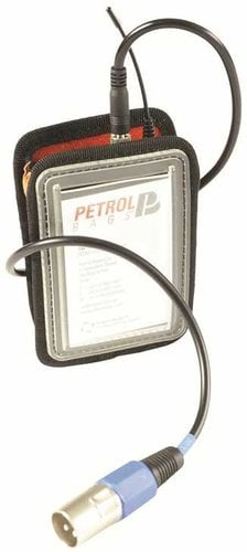 Petrol Bags PS610 Deca Wireless Pouch & Name Tag PS610