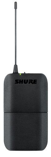Shure BLX14R/W85 Wireless Presenter System with WL185 Lavalier, J10 Band (584 - 608 MHz) BLX14R/W85-J10