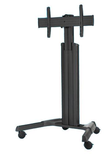 InFocus INF-MOBCARTPRO-B  Adjustable Mobile Cart Pro for Mondopad in Black INF-MOBCARTPRO-B