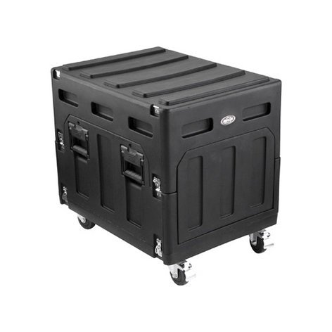 SKB Cases 1SKB19-R1406 14RU Top/6RU Gig Rig Rolling Portable Rack 1SKB19-R1406