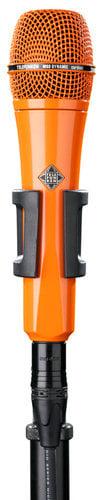 Telefunken Elektroakustik M80 Dynamic Handheld Cardioid Microphone in Orange M80-ORANGE