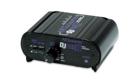 ART DJPRE-2 Phono Preamplifier with RIAA EQ DJPRE-2