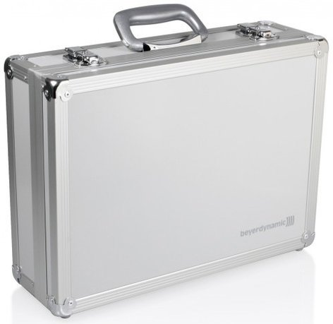 Beyerdynamic Synexis T2 Transport Case for 1x Synexis TH/TP Transmitter, 2x Synexis RP Pocket Receivers & Accessories SYNEXIS-T2