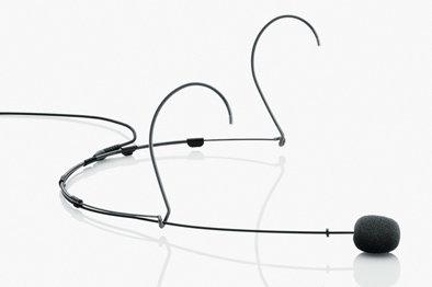 DPA Microphones 4088-FA33 Miniature Cardioid Headset Microphone with Standard Sensitivity in Beige 4088-FA33
