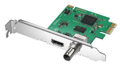 Blackmagic Design DeckLink Mini Monitor SD/HD Video Monitoring PCI-E Card DECKLINK-MINI-MON