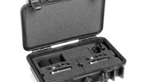 DPA Microphones ST4006C  Stereo Matched Pair of 2006C Compact Omnidirectional Microphones ST4006C