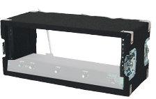 Grundorf Corp WR08R  8RU Wireless Rack with Recessed Hardware WR08R